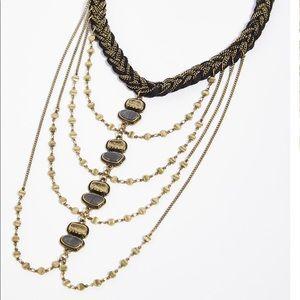 Free people boho necklace